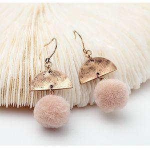 Jewelry - New - Scarlett Pom-Pom Earrings